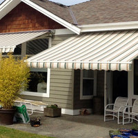 Residential Awning & Shade Services • Jeune Bros. • Tent ...